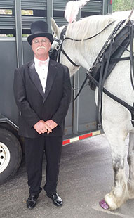 Carriage Limousine Service - Horse Drawn Carriages: Coachmen